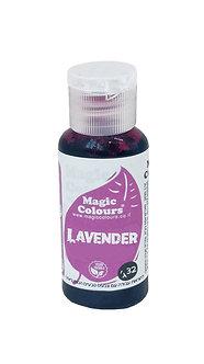 Magic Colours™ - Natural Gel Colours - Lavender