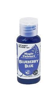 Magic Colours™ - Natural Gel Colours - Blueberry Blue
