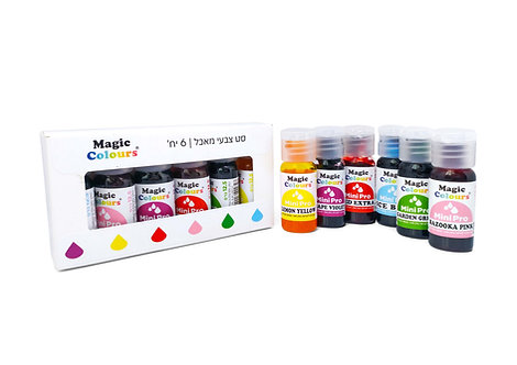 Magic Colours™ miniPro - Set of 6