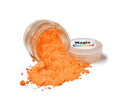 Magic Colours™ Edible Petal Dust - Pumpkin