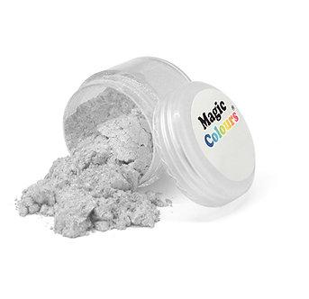 Magic Colours™ Edible Lustre Dust - Pure Silver