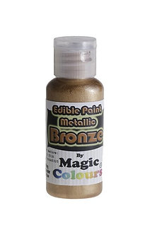 Magic Colours™ Metallic Bronze 100% Edible