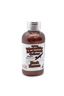 Magic Colours™ Metallic Airbrush Colours-Dark Brown