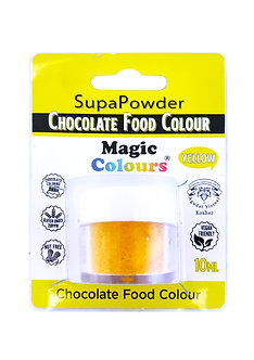 SupaPowder Chocoalte Colorant 5g - Yellow