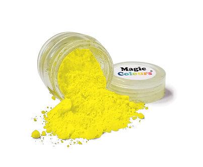 Magic Colours™ Edible  Petal Dust - Lemon Yellow