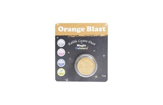 Magic Colours™ Orange Blast  Edible Luster
