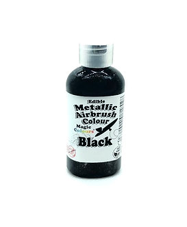 Magic Colours™ Metallic Airbrush Colours- Black