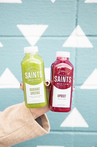 Saint's Juice