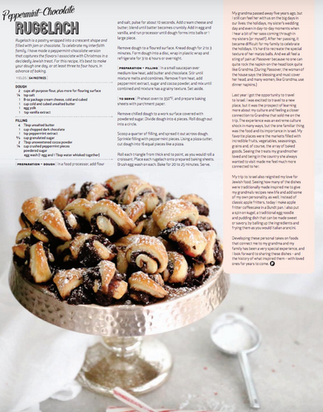 Feast Magazine - Happy Challah Days Feature