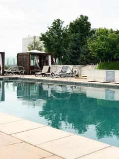 Four Seasons St. Louis Pool