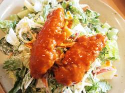 Jacks Urban Eats Buffalo Salad