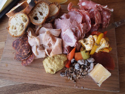 Revolution Wines Charcuterie Plate