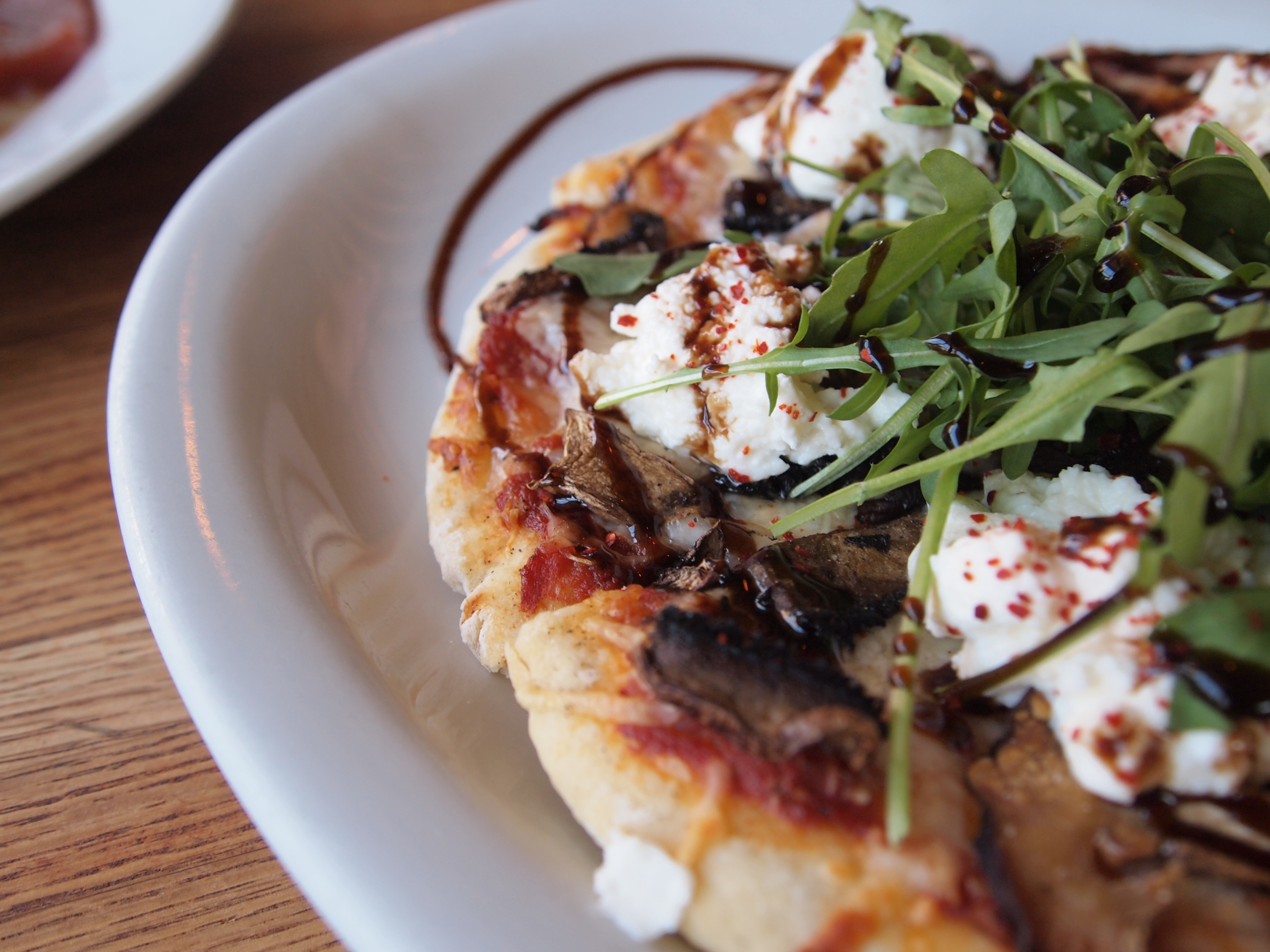 Revolution Wines Flatbread
