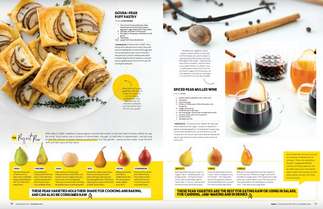 Feast Magazine - Pear Thanksgiving Feature