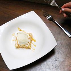 Zenia Bar & Grill Gooey Butter Cake