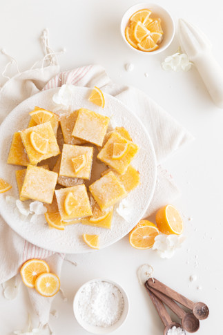 Lemon Bars Recipe Photos