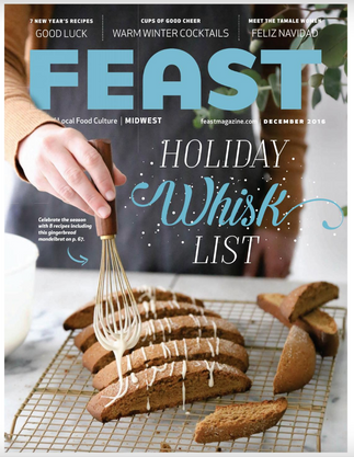 Feast Magazine Cover