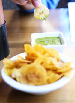 Mango Plantain Chips