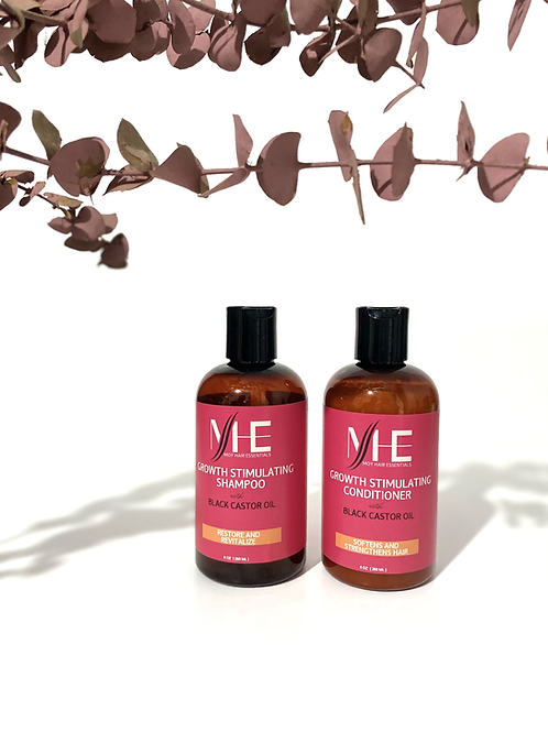 Growth Stimulating Shampoo & Conditioner