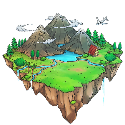 no background island .png