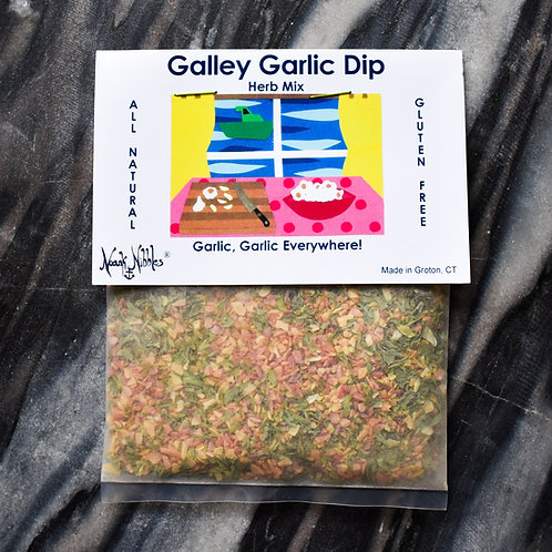 Galley Garlic Dip