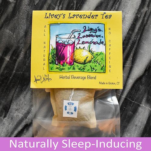 Livey's Lavender Tea
