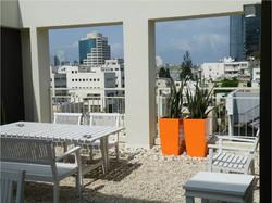 דירת גג בתל אביב