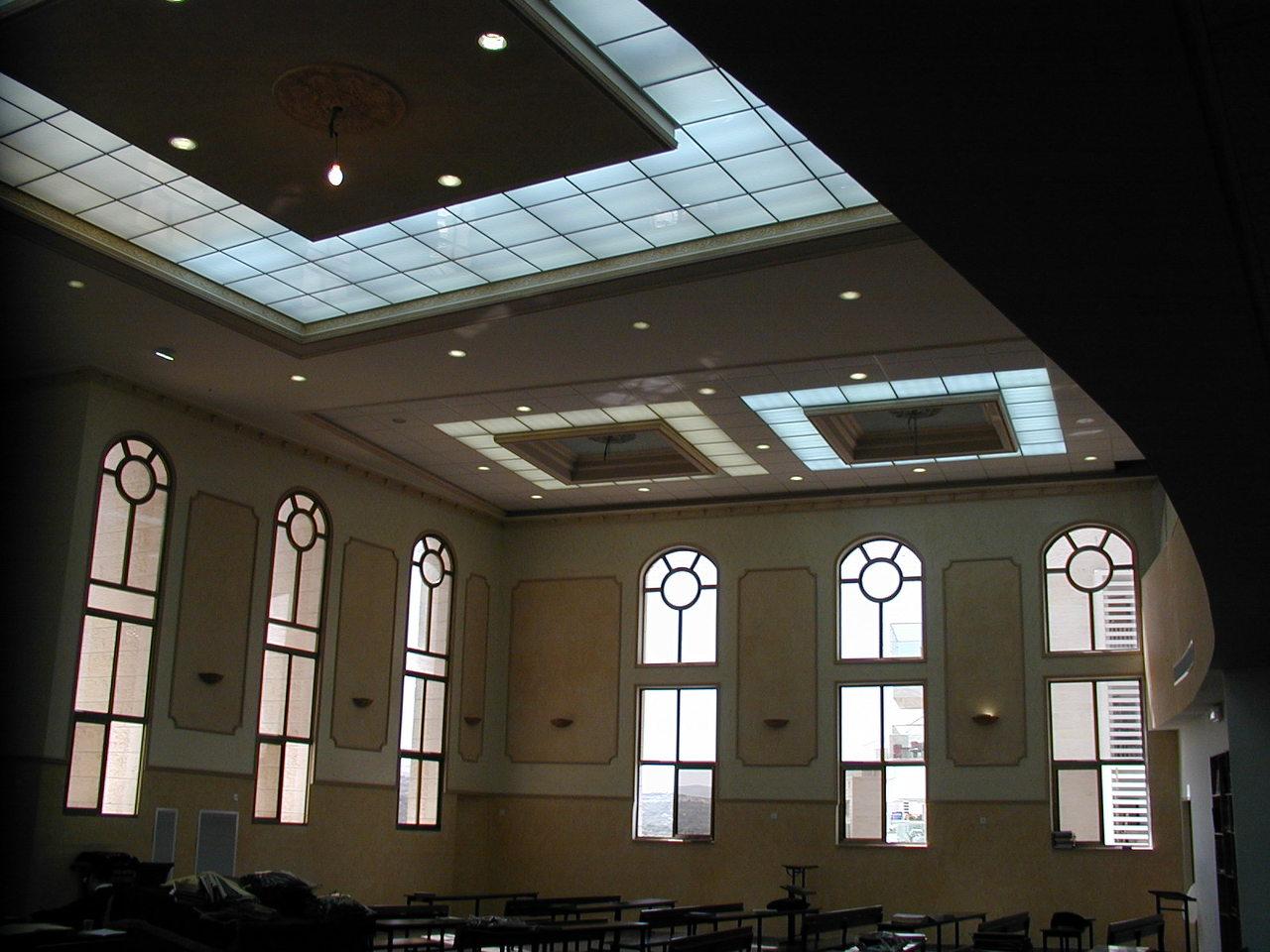 מרכז קהילתי ובית מדרש קרית ספר