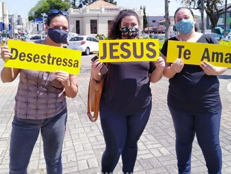 DESESTRESSE JESUS TE AMA