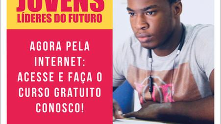 AULAS ONLINE PROJETO JOVENS LIDERES DO FUTURO