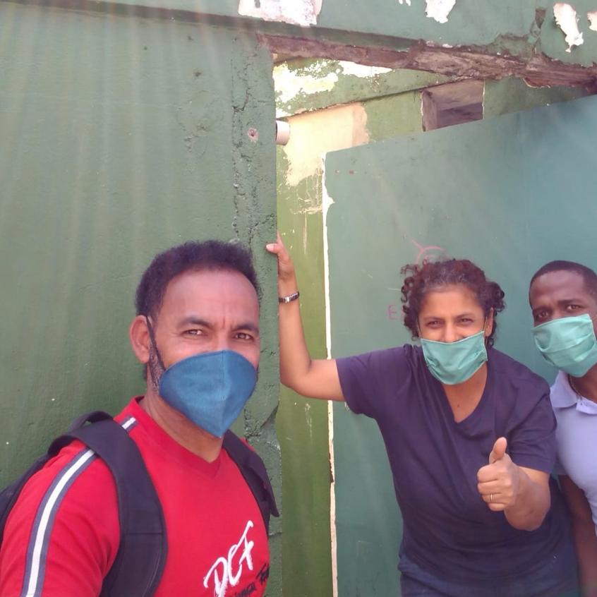 mascaras - instituto muda brasil