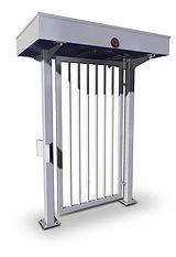 Portillon automatique pour contrôle d'accès physique PMR