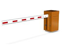 Barrière automatique pivotante pour contrôle d'accès physique