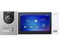 Kit vidéophone - IP Outdoor Station & Indoor Monitor
