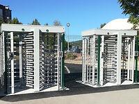 Bellevue Alès, contrôle des accès