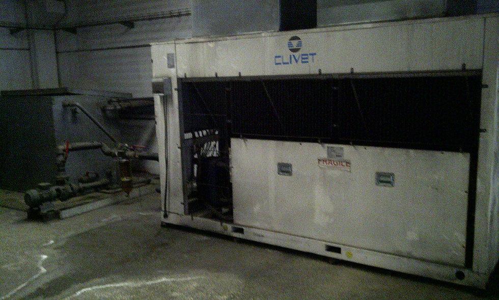 Refrigerador de Agua CLIVET WSAT404