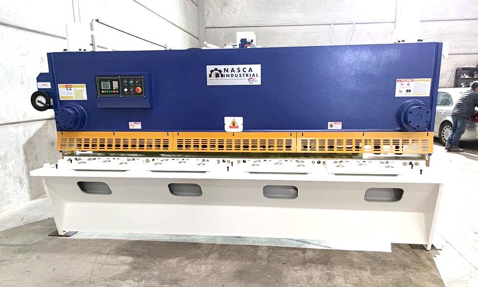 Cizalla Industrial NASCA