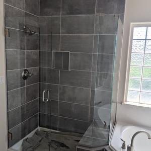Custome Shower Door.