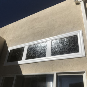Custom Window.