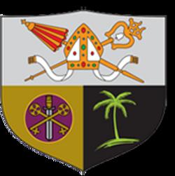 Kathedraal Suriname