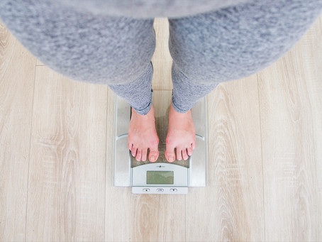 Your scale is making it harder to get healthy