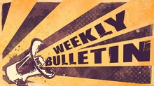 Weekly Bulletin for December 14