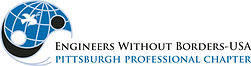 Engineers Without Borders Pittsburgh Professional Chapter logo.