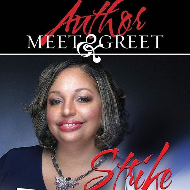 16 _6pm for an AUTHOR MEET & GREET _detroitlibrary Parkman Branch-1766 Oakman. Reading & booksigning
