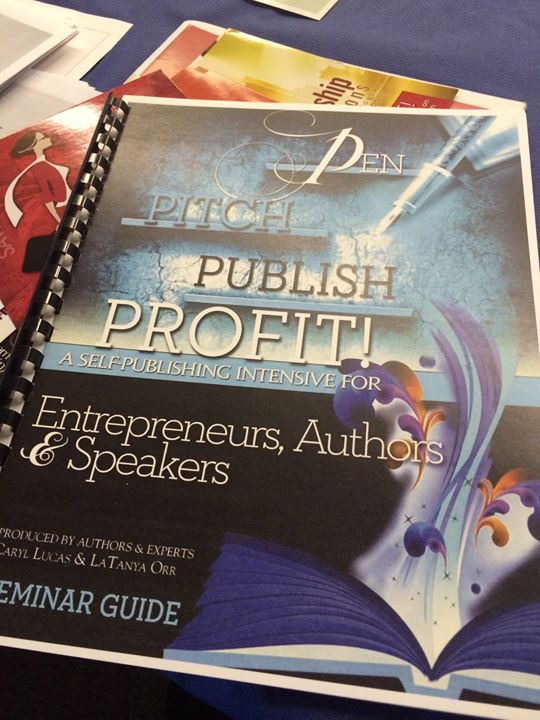 Co-presented with Caryl R Lucas Pen Pitch Publish Profit self publishing workshop! Many thanks to Ce