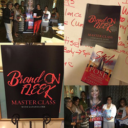 Scenes from first master mentoring class