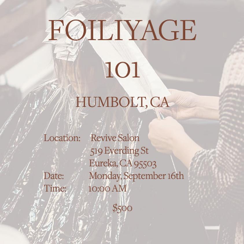 FOILIYAGE 101 | HUMBOLT, CA