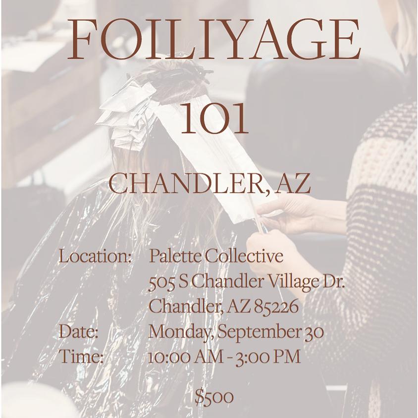 FOILIYAGE 101 | CHANDLER, AZ