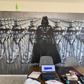 Vader Wall