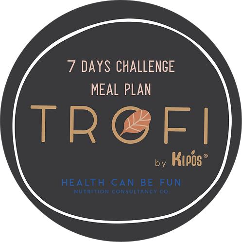 7 Days Meal Plan
